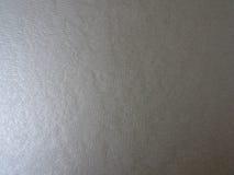Glänzendes Papiersilber Stockfotografie