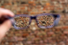 Gläser Lizenzfreie Stockfotos