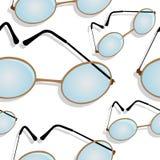Gläser beschatteten Muster Lizenzfreies Stockbild