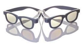 Gläser 3D Stockfotos