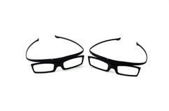 Gläser 3D Lizenzfreies Stockfoto