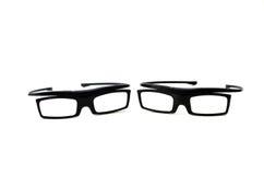 Gläser 3D Lizenzfreie Stockbilder