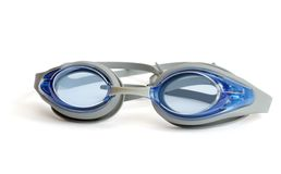 Gläser für Schwimmen Stockfoto