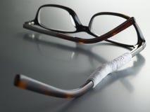 Gläser in Form 03 Stockfotos