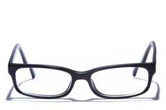 Gläser getrennt auf Weiß Lizenzfreie Stockfotografie