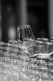 Gläser Wein lizenzfreies stockfoto