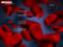 Glóbulo infographic Fotos de archivo libres de regalías