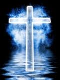 glöda för kors Royaltyfri Illustrationer