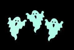 glöda för spökar Royaltyfria Bilder