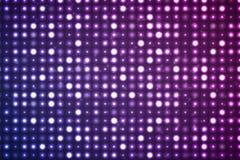 glödande lampor för bakgrund vektor illustrationer