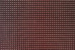 Glödande ledd panel abstrakt bakgrundsred Royaltyfria Bilder