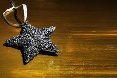 Glödande stjärna Royaltyfria Bilder