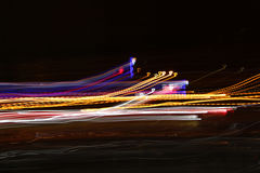 Glödenergivåg bild för bakgrund för abstrakt begrepp för belysningeffekt Royaltyfri Foto