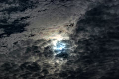 Glömd himmel Fotografering för Bildbyråer