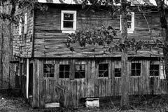 Glömd ladugård Arkivbilder