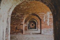 Glömt fort Royaltyfri Fotografi