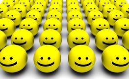 Glück stock abbildung