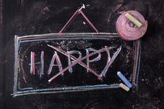 glück Stockbild