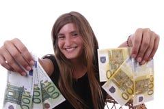 Glück Lizenzfreie Stockfotos