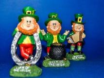 Glück der Iren lizenzfreie stockfotos