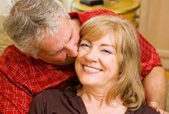 Glücklich in der Liebe stockbilder
