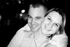 So glücklich zusammen lizenzfreie stockfotos