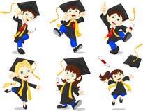 Glückliche Absolvent Lizenzfreies Stockfoto