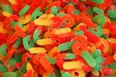 Glückliche Bonbons Lizenzfreies Stockfoto