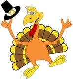 Glückliche Danksagung die Türkei Lizenzfreies Stockfoto