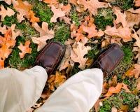 Glückliche Füße Lizenzfreie Stockfotos