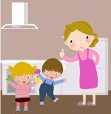 Glückliche Familie vektor abbildung