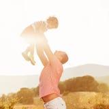 Glückliche Familie Lizenzfreies Stockfoto