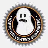 Glückliche Halloween-Robbe Lizenzfreie Stockfotografie