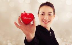 sexy Geschenk des Valentinsgrußes