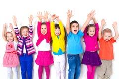 Glückliche Kinder lizenzfreie stockfotografie