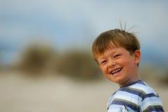 Glückliche Kindheit Lizenzfreies Stockbild