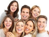 Glückliche Leute Stockbilder