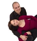 Glückliche liebevolle Paare Lizenzfreie Stockfotos