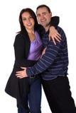 Glückliche liebevolle Paare Stockfotos