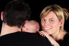 Glückliche Mutter Lizenzfreie Stockfotografie