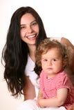 Glückliche Mutter mit Kind Stockbilder