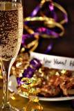 Glückliche neue Jahre Stockfotos