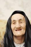 Glückliche Oma lizenzfreie stockfotos