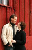 Glückliche Paare #5 Stockfoto