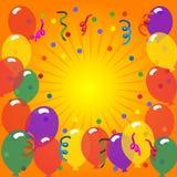 Glückliche Party Lizenzfreies Stockbild