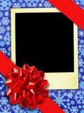 Glückliche Rückkehr: Weihnachten Stockbild