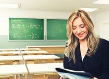 Glückliche Schule Lizenzfreies Stockfoto