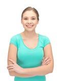 Glückliche und sorglose Jugendliche Lizenzfreie Stockfotos