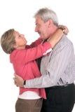 Glückliche von mittlerem Alter Paare Stockbilder