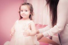 Glückliche Zeit des Babys Stockbilder